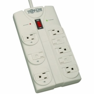TRIPP LITE TLP808 8-Outlet Surge Protector
