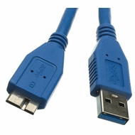 USB 3.0 (SuperSpeed) Cables and Adapters