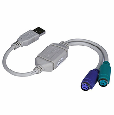 USB to Dual PS/2 Converter