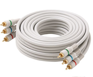 White Python™ Component Video Cables