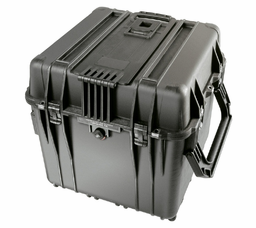 Pelican 0340 Cube Case with Foam - 0340-BLACK