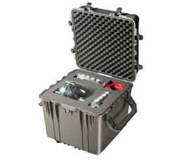 Pelican 0370 Case With Foam - BLACK