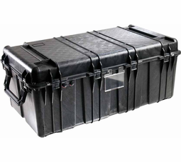 Pelican 0550 Transport Case With Foam 0550-BLACK