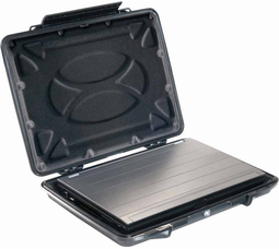 Pelican 1095CC Hard Back Laptop Case With Padded Foam Liner