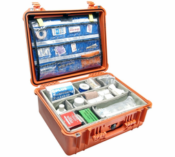 Pelican 1550EMS Case With EMS Organizer/Dividers