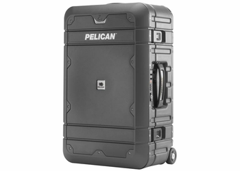 "Pelican Carry-On Luggage 22"" Gray/Black - LG-BA22-GRYBLK"