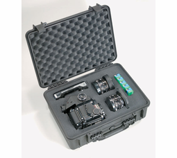 Pelican Case 1520 With Foam - BLACK