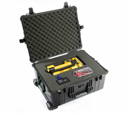 Pelican Case 1610 With Foam - Black