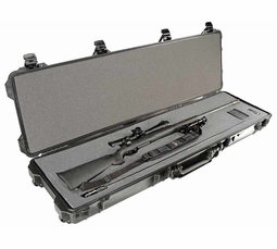 Pelican Firearms Travel Case 1750 With Foam - Black