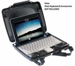 Pelican HardBack Case for Apple iPad/iPad 2 - i1075
