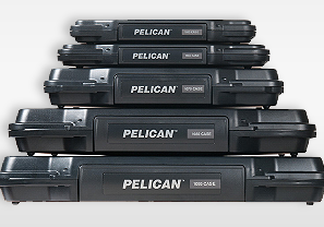 Pelican HardBack Laptop Notebook Computer Cases