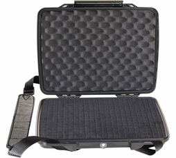 Pelican HardBack Tablet/Netbook Case With Pick n Pluck Foam - 1075