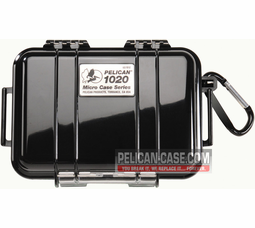 Pelican Micro Case # 1020 - BLACK