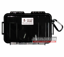 Pelican Micro Case # 1040 - BLACK