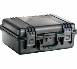 Pelican Storm iM2200 Case with Foam - BLACK