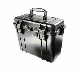Pelican Top Loader Case 1430 With Foam - BLACK
