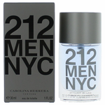 212 by Carolina Herrera, 1 oz Eau De Toilette Spray for Men