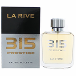 315 Prestige by La Rive, 3 oz Eau De Parfum Spray for Men