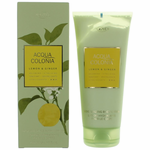 Acqua Colonia Lemon & Ginger by 4711, 6.8 oz Body Lotion for Unisex