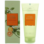 Acqua Colonia Mandarine & Cardamom by 4711, 6.8 oz Shower Gel for Unisex