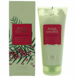 Acqua Colonia Pink Pepper and Grapefruit by 4711, 6.8 oz Body Lotion for Unisex