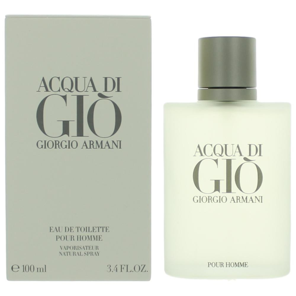 bf2f998489aa A starting with Acqua Di Gio by Giorgio Armani
