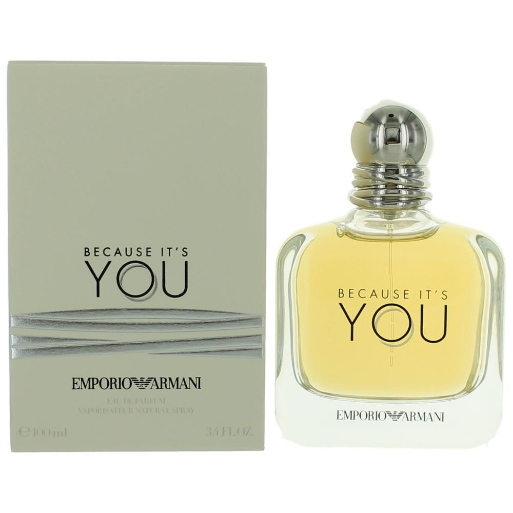 e9dfa6727ee B starting with Because It s You by Giorgio Armani