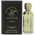 Beverly Hills Polo Club Classic by Beverly Hills Polo Club, 3.4 oz Eau De Toilette Spray for Men