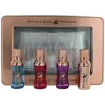 Beverly Hills Polo Club Rose Gold Collection by Beverly Hills Polo Club, 4 Piece Gift Set for Women