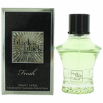 Black is Black Fresh Women by Nu Parfumes, 3.4 oz Eau De Parfum Spray for Women