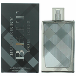 Brit by Burberry, 6.7 oz Eau De Toilette Spray for Men