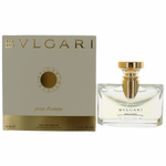 Bvlgari Pour Femme by Bvlgari, 1.7 oz Eau De Parfum Spray for Women (Bulgari)