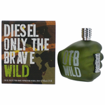 Diesel Only The Brave Wild by Diesel, 4.2 oz Eau De Toilette Spray for Men
