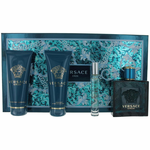 Eros by Versace, 4 Piece Gift Set for Men