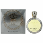 Eros Pour Femme by Versace, 3.4 oz Eau De Toilette Spray for Women