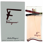 F by Salvatore Ferragamo, 3 oz Eau De Parfum Spray for Women