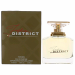 Fashion District by Fashion District, 3.4 oz Eau De Parfum Spray for Men