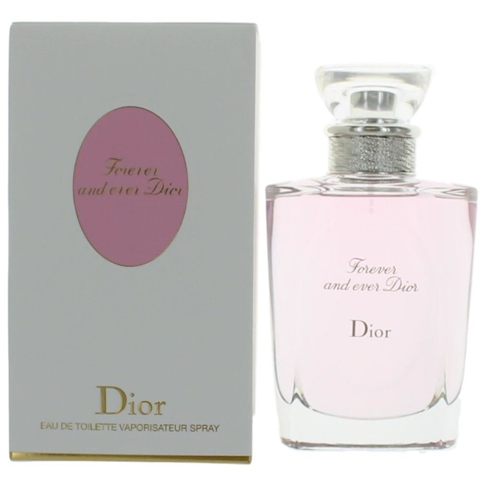 afd3515a F starting with Forever and Ever Dior by Christian Dior, 3.4 oz Eau ...