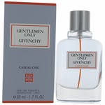 Gentlemen Only Casual Chic by Givenchy, 1.7 oz Eau De Toilette Spray for Men