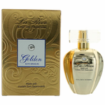 Golden Women by La Rive, 2.5 oz Eau De Parfum Spray for Women
