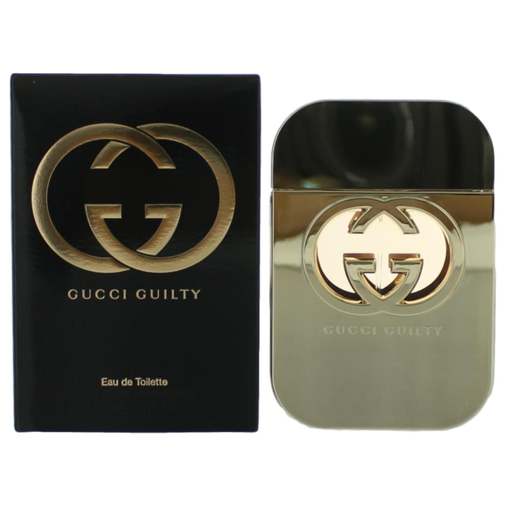 G Starting With Gucci Guilty By Gucci 25 Oz Eau De Toilette Spray