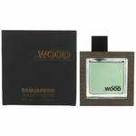 He Wood Rocky Mountain by Dsquared2, 1.7 oz Eau De Toilette Spray for Men