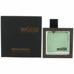 He Wood Rocky Mountain by Dsquared2, 3.4 oz Eau De Toilette Spray for Men