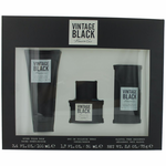 Kenneth Cole Vintage Black by Kenneth Cole, 3 Piece Gift Set for Men