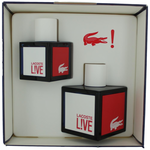 Lacoste Live by Lacoste, 2 Piece Gift Set for Men