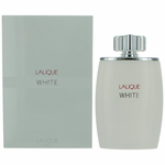 Lalique White by Lalique, 4.2 oz Eau de Toilette Spray for Men
