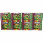 Life Savers Scented Candle 8 Pack of 3 oz Jars - Watermelon