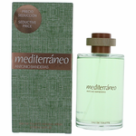 Mediterraneo by Antonio Banderas, 6.7 oz Eau De Toilette Spray for Men
