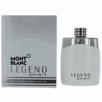 Mont Blanc Legend Spirit by Mont Blanc, 3.3 oz Eau De Toilette Spray for Men