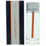 Nautica Life Energy by Nautica, 3.4 oz Eau De Toilette Spray for Men